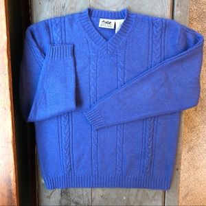 Vintage Northern Reflections wool sweater large